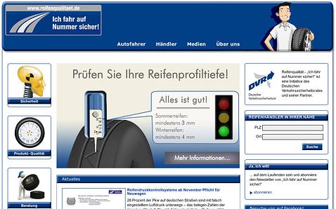 Referenzprojekt: Deutscher Verkehrssicherheitsrat
