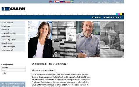 Referenzprojekt: STARK Gruppe