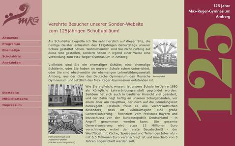 Referenzprojekt: Max-Reger-Gymnasium Amberg