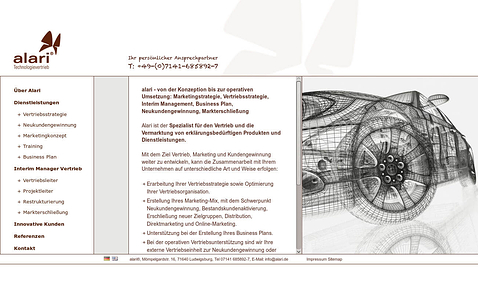 Referenzprojekt: Alari