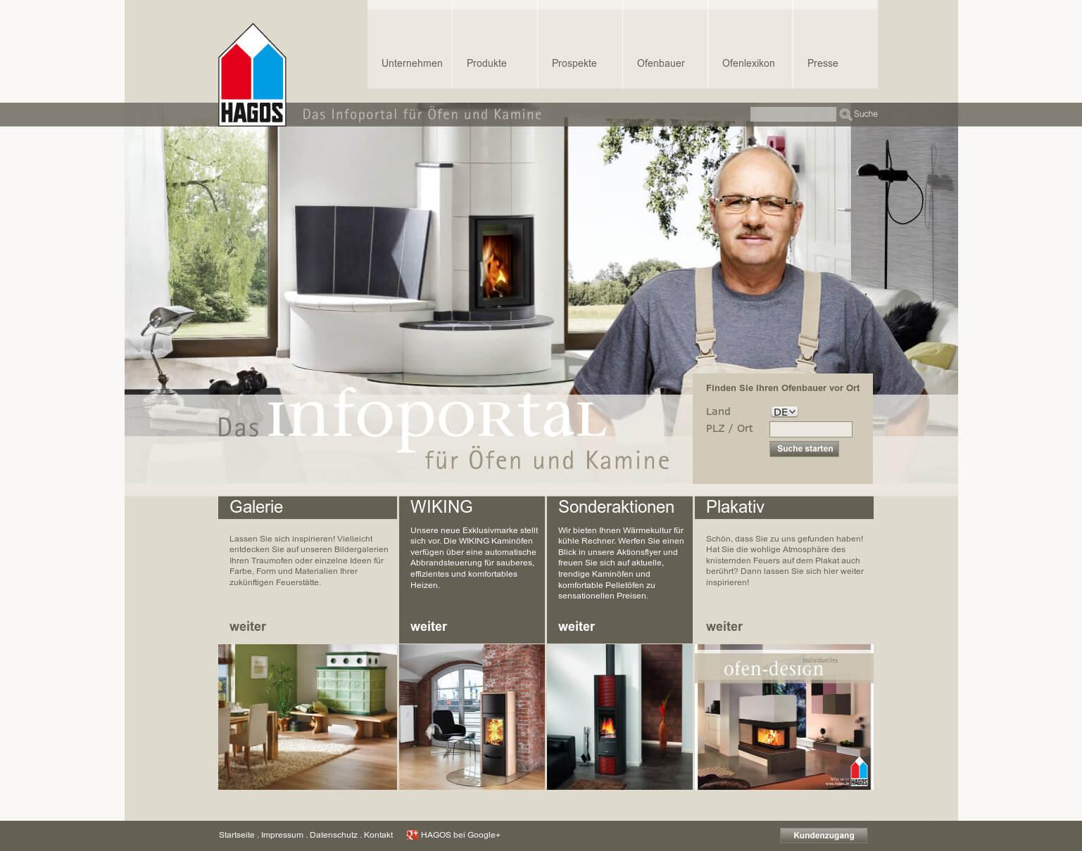 Referenzprojekt: HAGOS