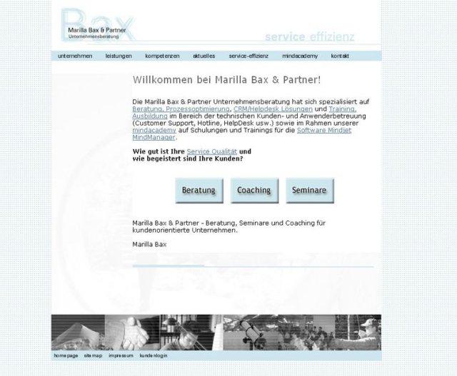 Referenzprojekt: marillabax