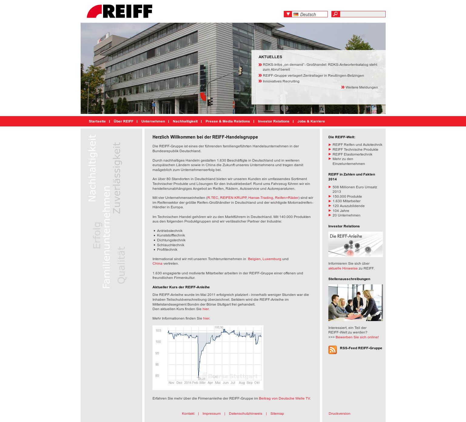 Referenzprojekt: REIFF